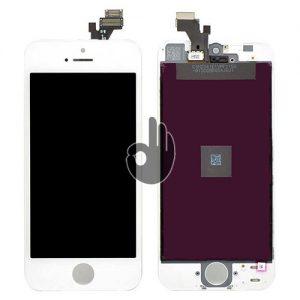 Оригинальный дисплей iPhone 5 белый