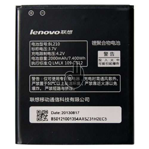АКБ Lenovo BL 210