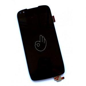Дисплей FLY IQ4405 black