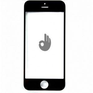 Iphone5 стекло black