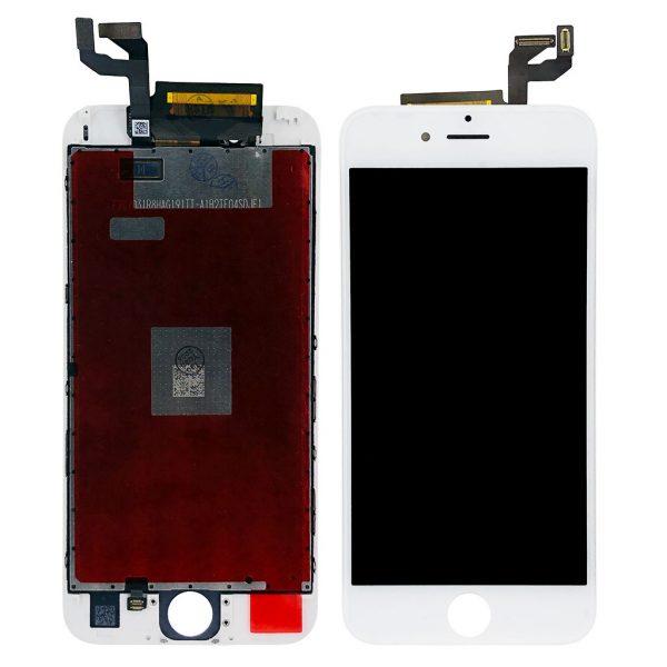 Оригинальный дисплей iPhone 6S белый