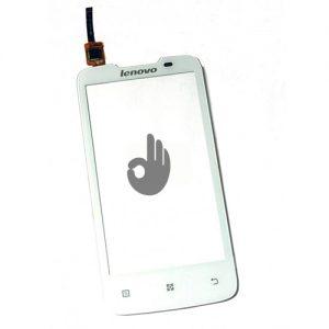 Сенсор Lenovo A820 white orig