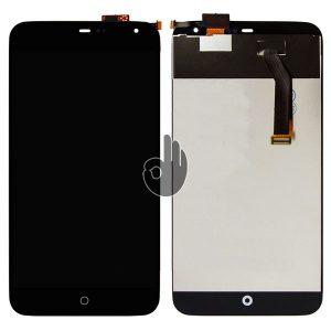 Дисплей Meizu MX3 black Original