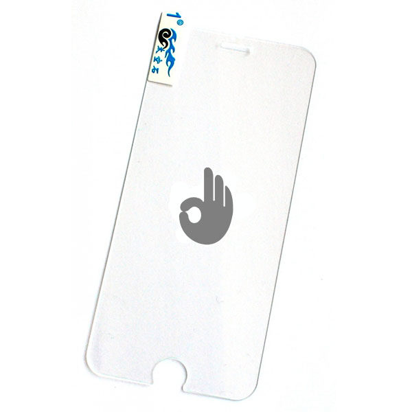 Стекло iPhone 6 Tempered Glass Pro+ противоударное без упаковки 0.33 мм