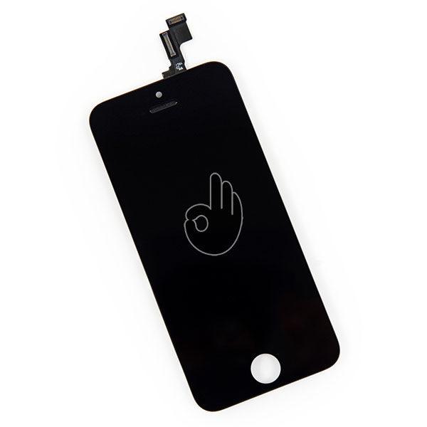 Displej-iPhone-5s-black