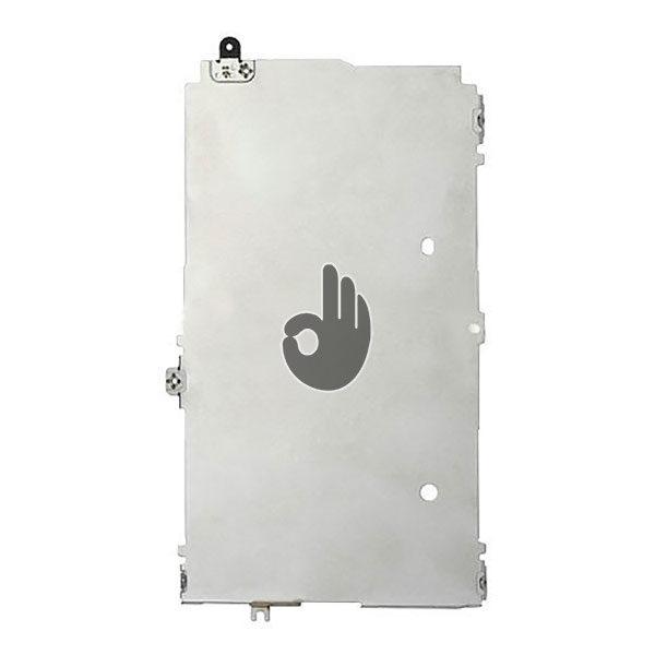 Металлическая пластина фиксатор крепления дисплея iPhone 5 купить