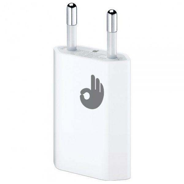 Оригинальное сетевое ЗУ Apple USB Power Adapter MD813ZM/A