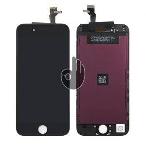 Оригинальный дисплей iPhone 6 черный service (Foxconn)