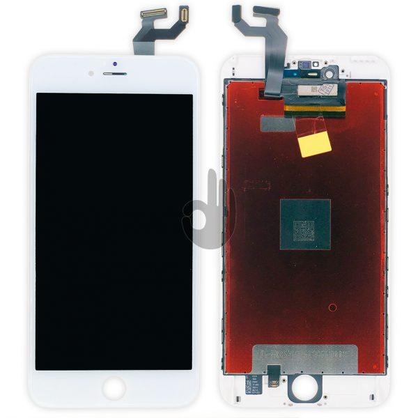 Дисплей iPhone 6S Plus | Premium копия | Белый | LCD экран, тачскрин, модуль в сборе