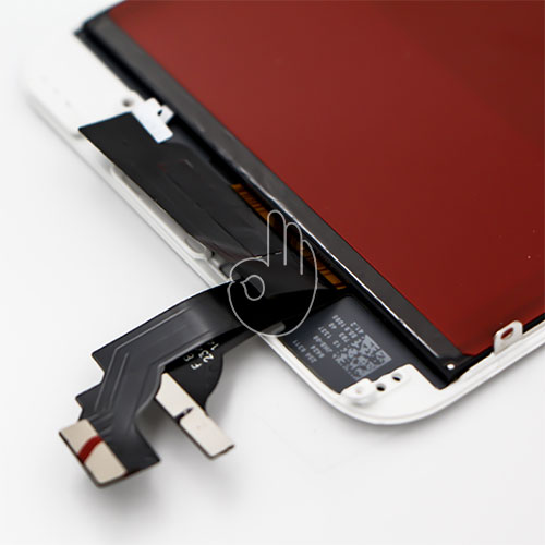 Экран iPhone 6 белый (LCD экран, тачскрин, стекло, модуль в сборе)