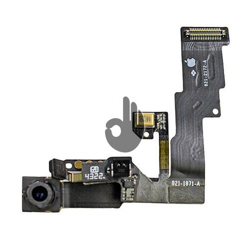 Оригинальная фронтальная камера iPhone 6 Plus на шлейфе, с микрофоном и датчиком приближения