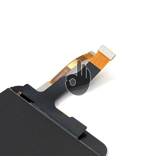 Экран Meizu M3 Note (М681Н) черный (LCD экран, тачскрин, стекло, модуль в сборе)