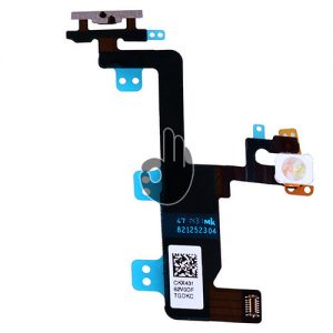 Оригинальный шлейф кнопки включения с микрофоном и вспышкой для iPhone 6 Plus