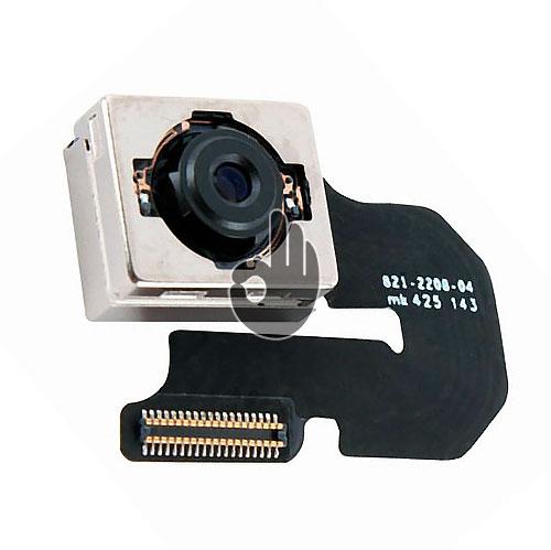 Основная камера iPhone 6 Plus (задняя)