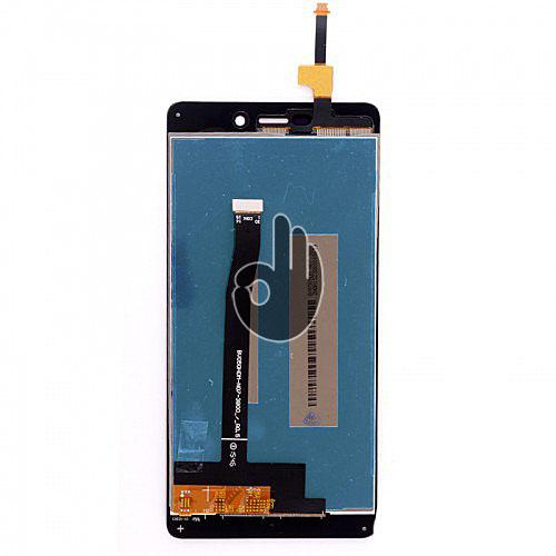 Дисплей Xiaomi Redmi 3 черный (LCD экран, тачскрин, стекло, модуль в сборе)