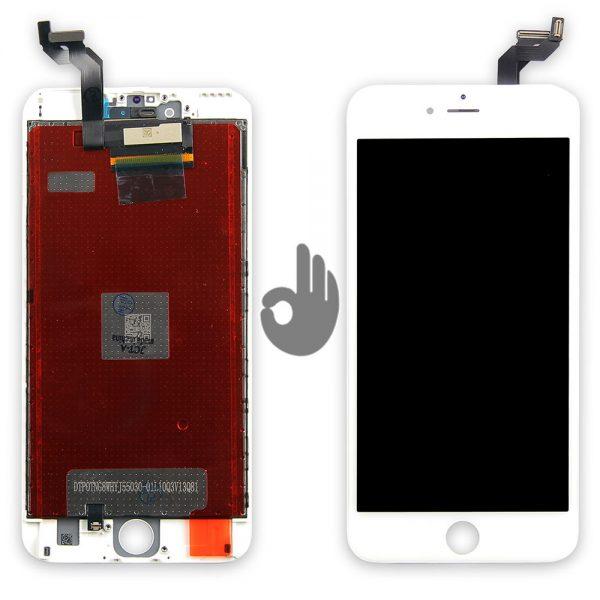 Оригинальный дисплей iPhone 6S Plus белый