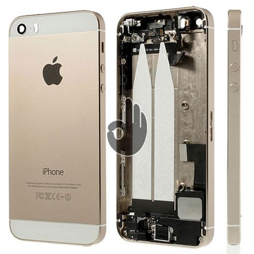 Корпус iPhone 5S золотистый (Gold)