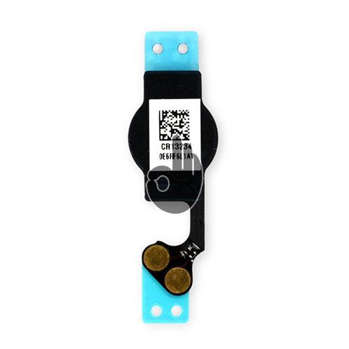 """Оригинальная кнопка """"Home"""" (кнопка меню/назад) iPhone 5 со шлейфом"""
