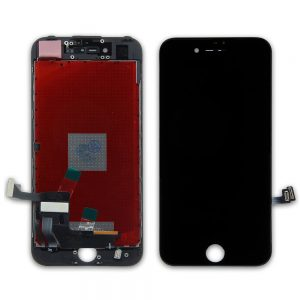 Дисплей iPhone 7 с тачскрином черный