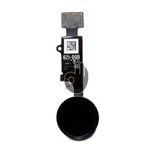 """Оригинальная кнопка """"HOME"""" iPhone 7 черная со шлейфом"""