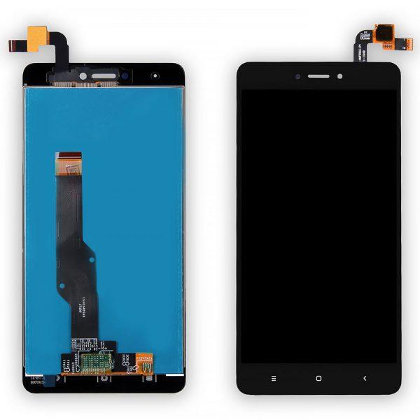 Оригинальный Дисплей XIAOMI Redmi Note 4X c черным тачскрином