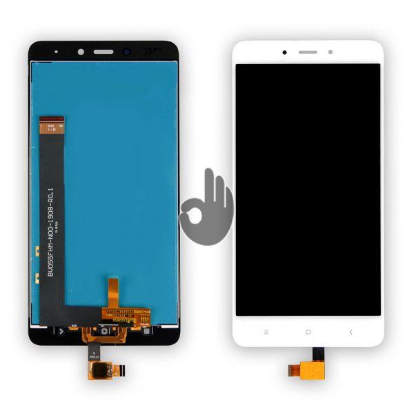Оригинальный Дисплей Xiaomi Redmi Note 4 белый