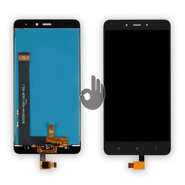 Оригинальный Дисплей Xiaomi Redmi Note 4 черный