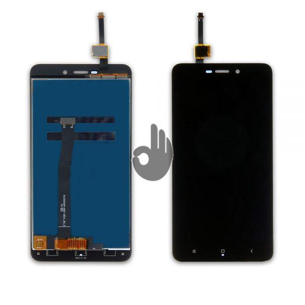 Оригинальный дисплей XIAOMI Redmi 4A c черным тачскрином