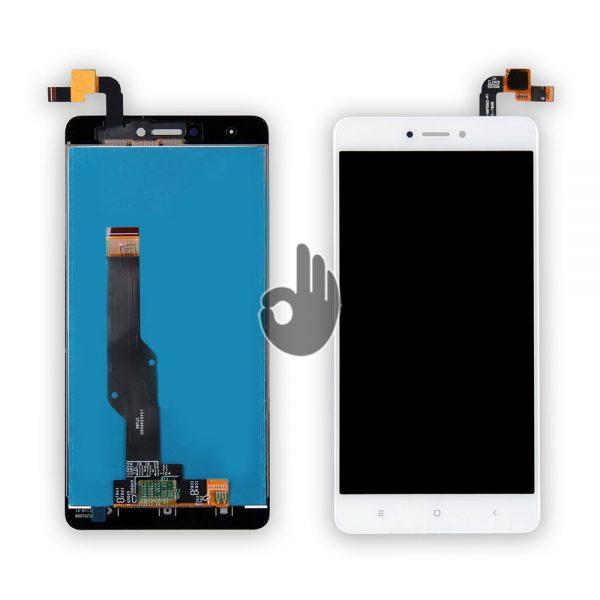 Дисплей XIAOMI Redmi Note 4X c белым тачскрином
