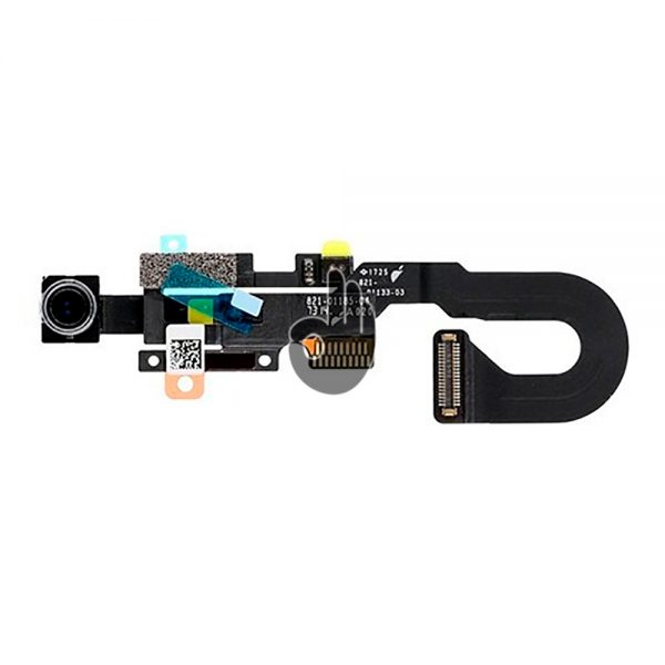 Оригинальная фронтальная камера iPhone 8 со шлейфом и датчиком приближения