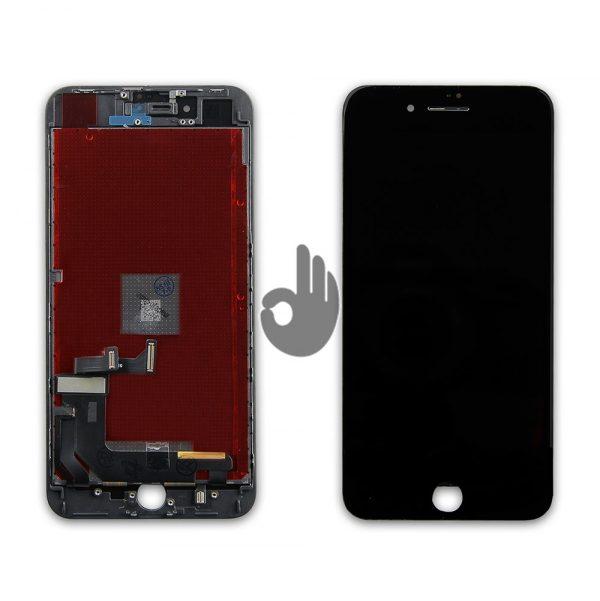Дисплей iPhone 8 Plus черный