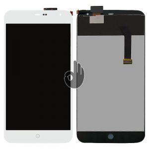 Оригинальный дисплей Meizu MX3 белый
