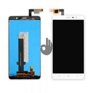 Оригинальный дисплей Xiaomi Redmi Note 3, Redmi Note 3 Pro | Белый | 147*73 mm | LCD экран, тачскрин, сенсор, модуль в сборе