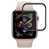 Защитное 5D Стекло Apple iWatch черное