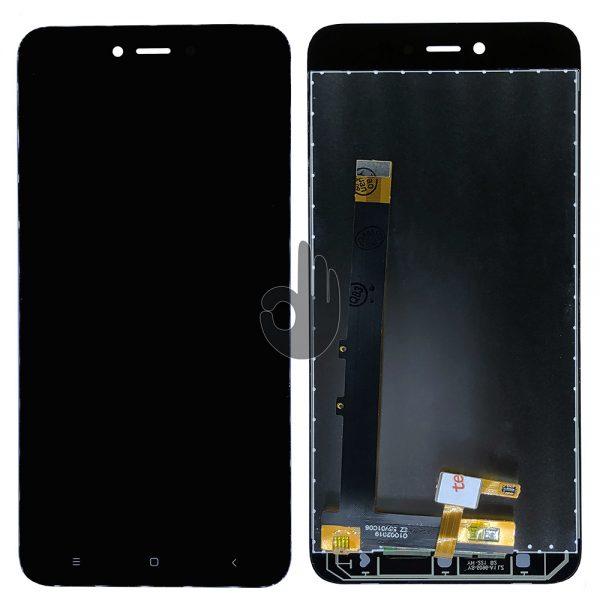 Оригинальный Дисплей XIAOMI Redmi Note 5A с черным сенсором