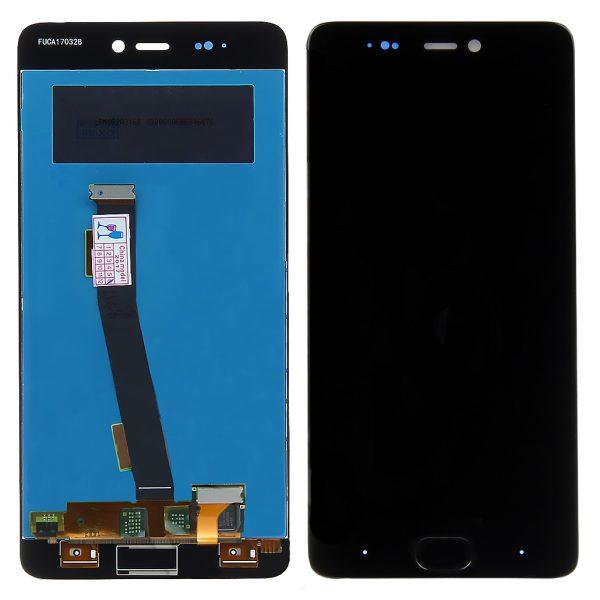 Оригинальный Дисплей XIAOMI Mi5s c черным тачскрином