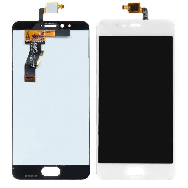 Дисплей Meizu M5s, M5s mini | Оригинал | M612 | Белый | LCD экран, тачскрин, модуль в сборе