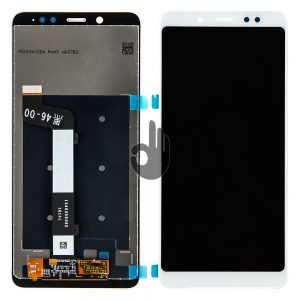 Дисплей Xiaomi Redmi Note 5, Note 5 Pro | Оригинал | Белый | LCD экран, тачскрин, модуль в сбор