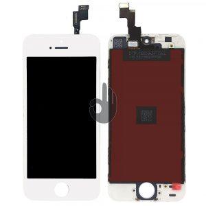Оригинальный Дисплей iPhone SE | Белый | LCD экран, тачскрин, модуль в сборе