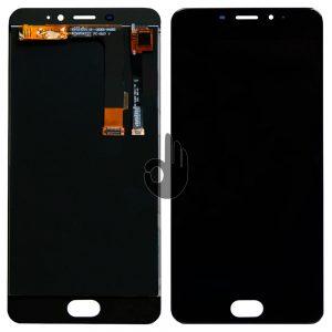 Дисплей MEIZU M3e A680H Оригинал Черный