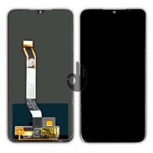 Дисплей Xiaomi Redmi Note 8 | Оригинал | Черный | LCD экран, тачскрин, модуль в сбор