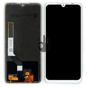 Дисплей Xiaomi Redmi Note 7/Note 7 Pro | Оригинал | Белый | LCD экран, тачскрин, модуль в сбор