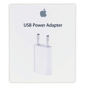 Адаптер питания Apple USB Power Adapter | Оригинал | MD813ZM/A