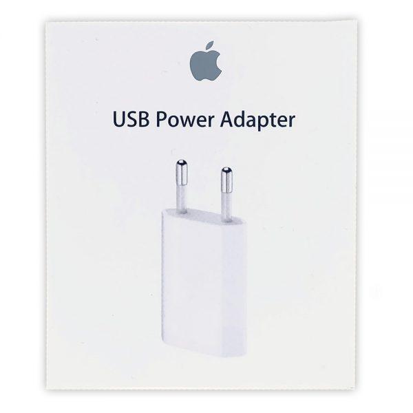 Адаптер питания Apple USB Power Adapter | Оригинал | MD813ZM/A