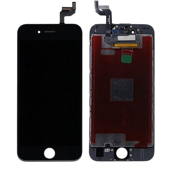 Дисплей-iPhone-6S-Черный-High-Copy-LCD-экран,-тачскрин,-рамка