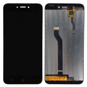 Дисплей Xiaomi Redmi 5A / Redmi Go | Premium копия | Черный