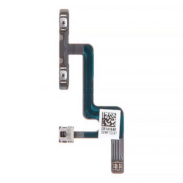 Шлейф iPhone 6 с кнопками регулировки громкости и беззвучного режима   Оригинал