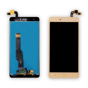 Дисплей Xiaomi Redmi Note 4X | Оригинал | Золотой | LCD экран, тачскрин, модуль в сборе