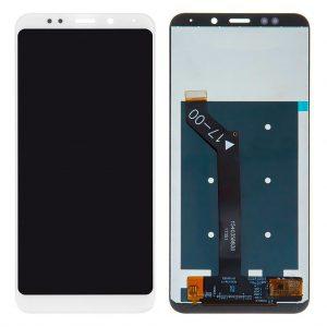 Дисплей Xiaomi Redmi 5 Plus | Оригинал | Белый | Экран + сенсор, модуль в сборе