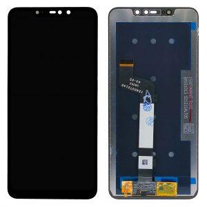 Дисплей Xiaomi Redmi Note 6 Pro   Оригинал   Черный ➤ Экран + тачскрин
